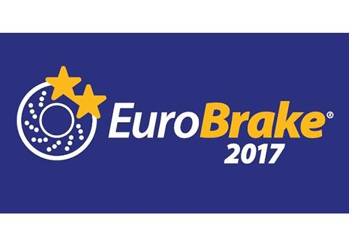 BOSMAL at the EuroBrake Conference and Exhibition 2017