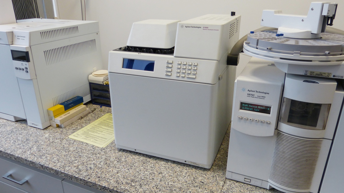 Agilent G1888 headspace Sampler user manual