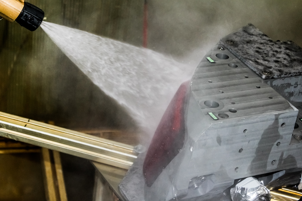 Dust And Water Resistance Tests